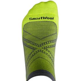 Smartwool PhD Run Light Elite Low Cut Graphite/SW Green